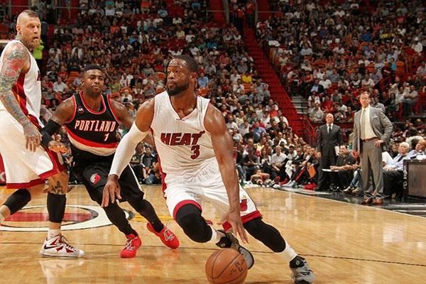 Heat vs. Blazers Game Recap: Wade's Legacy Reigns Supreme