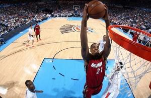 Miami Heat vs. Oklahoma City Thunder Game Recap: Heat Throttled By Thunder In OKC