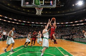 Miami Heat vs. Boston Celtics Game Recap: Heat Hold on to 7th Seed