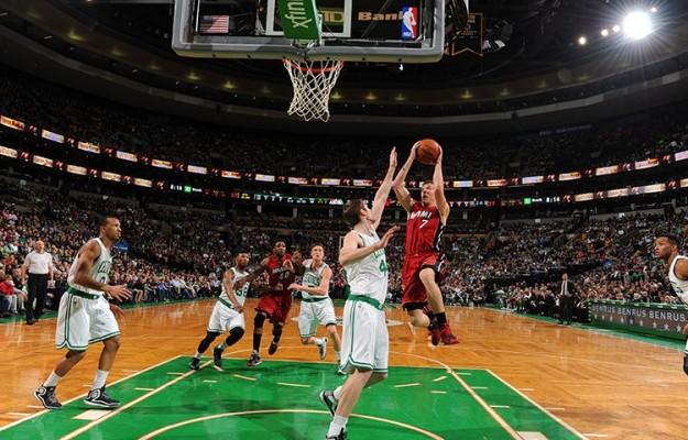 Miami Heat vs. Boston Celtics Game Recap: Heat Hold on to 7th Seed