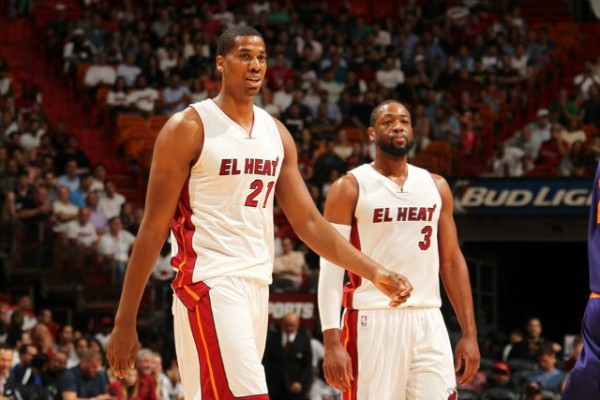 Miami Heat News: Wade, Whiteside, Anderson Questionable vs. Pistons