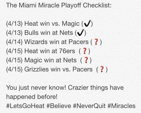 Miami Miracle