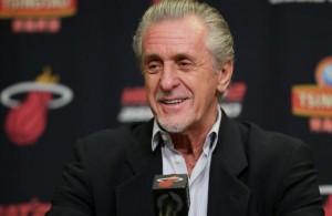 Pat Riley Takes Subtle Jab at LeBron James, Confident Goran Dragic Won't Bolt