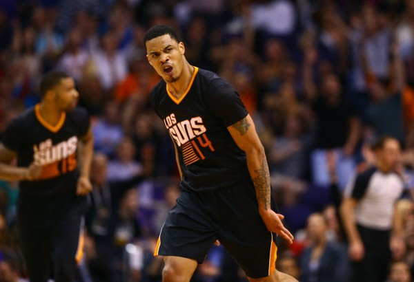 Gerald Green of the Phoenix Suns