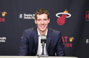 Miami Heat Goran Dragic Press Conference