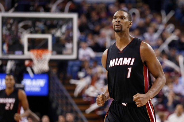 Chris Bosh Cleared To Resume Basketball Activity