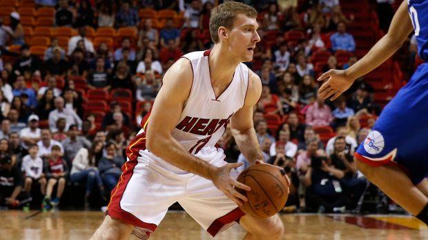 Zoran Dragic Miami Heat