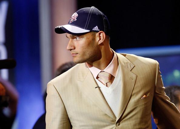 Brook Lopez 2008 NBA Draft