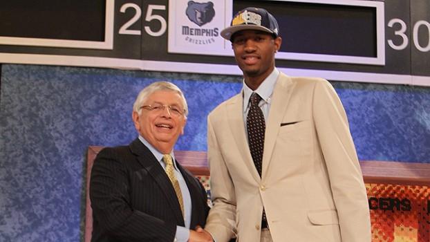 Paul George 2010 NBA Draft