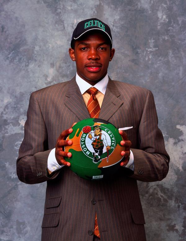 Joe Johnson 2001 NBA Draft
