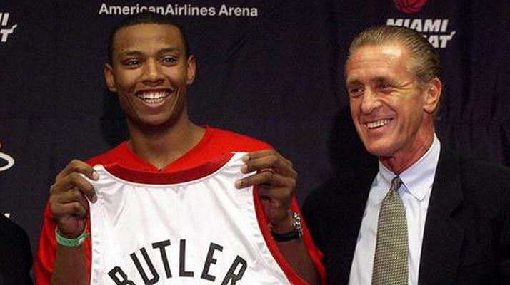 Caron Butler NBA Draft