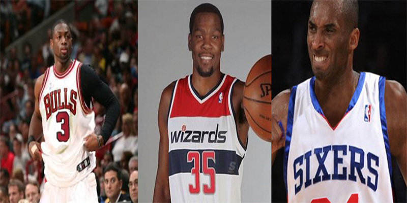 What NBA Teams Would Look Like If Players Played For Their Hometown