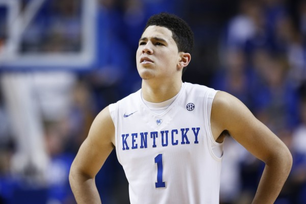 Devin Booker Kentucky Wildcats