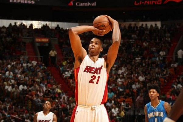 Hassan Whiteside Looking to Add Improved Free Throw Shooting to Skill Set