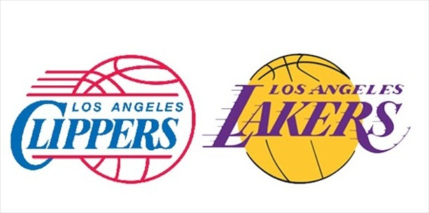 Los Angeles Lakers/Clippers Logo