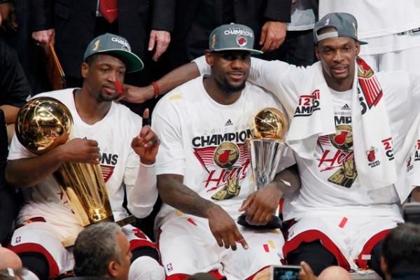 Miami Heat Big Three era