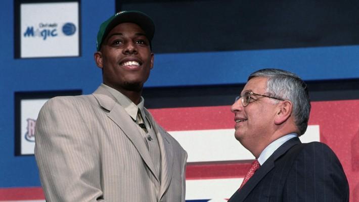 Paul Pierce 1998 NBA Draft