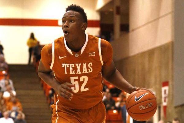 Myles Turner Texas