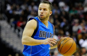 J.J. Barea of the Dallas Mavericks