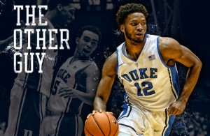 Justise Winslow of Duke University