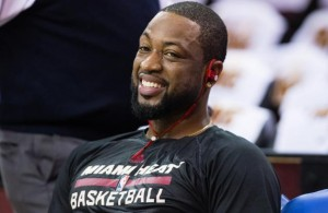 Wade Would 'Welcome' $20 Million Per Year Deal from Heat