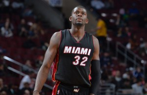 James Ennis Miami Heat