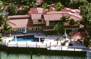 Dwyane Wade's Miami Home
