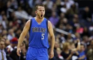 J.J. Barea of the Dallas Mavericks