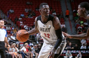 James Ennis of the Summer League