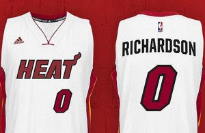 Josh Richardson Miami Heat Jersey