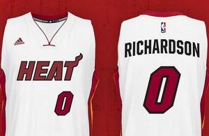 Josh Richardson Miami Heat Jersey