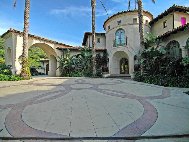 An Exclusive Look Inside Chris Bosh's $11 Million Pacific Palisades Mansion (Full Gallery Inside)