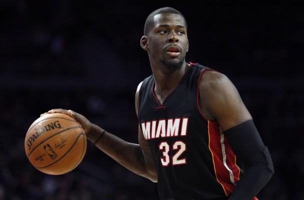 James Ennis Miami Heat