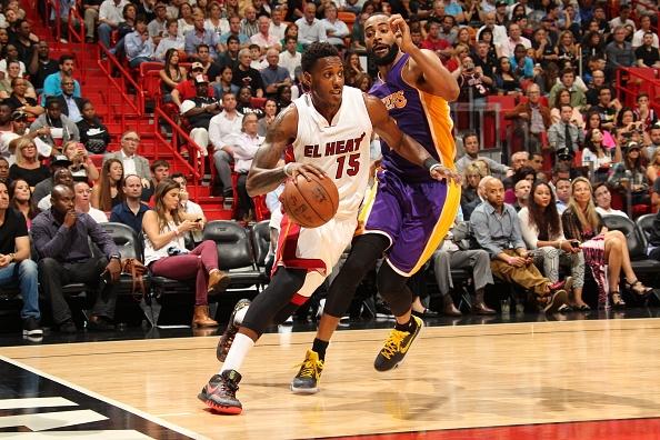 Mario Chalmers Los Angeles Lakers