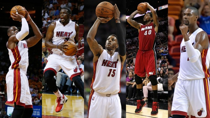 Miami Heat: Assessing Each Player's Role for the 2015-16 ...