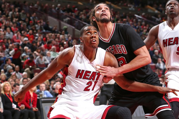 Miami Heat v Chicago Bulls