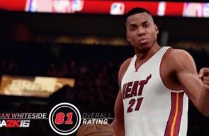 Hassan Whiteside NBA 2K16