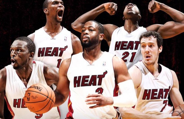 miami heat team