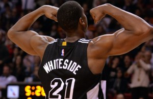 Miami Heat News: Heat Fully Guarantee Hassan Whiteside's Salary for 2015-16