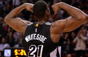 Miami Heat News: Heat Fully Guarantee Hassan Whiteside's Salary for 2015-16
