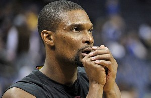 Chris Bosh: 'I've Been Waiting Six Months to Play with Goran Dragic'