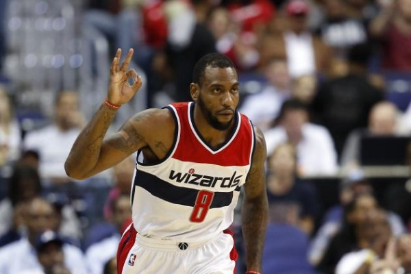 Rasual Butler Washington Wizards