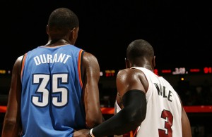 Oklahoma City Thunder v Miami Heat