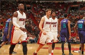 Miami Heat vs. Charlotte Hornets Preseason Game Recap: