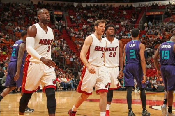 Miami Heat vs. Charlotte Hornets Preseason Game Recap: