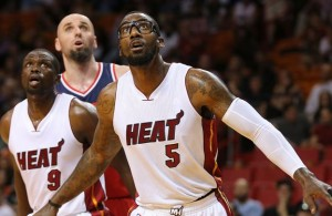 Heat Plan to Save Amar'e Stoudemire for 'Big Games'