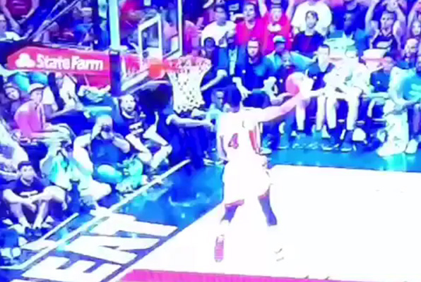 Video: Gerald Green Throws Down the Nasty Windmill Dunk