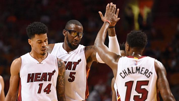 Miami Heat Sleepers