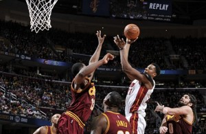 Cavs Pull Away Late as Heat Suffer First Loss of the Season