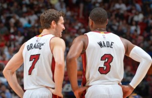 Goran Dragic Ranked at No. 38, Dwyane Wade at No. 46 in ESPN's NBA Rankings